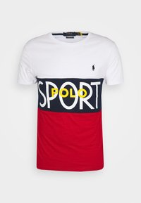 Polo Ralph Lauren - Print T-shirt - white - 3
