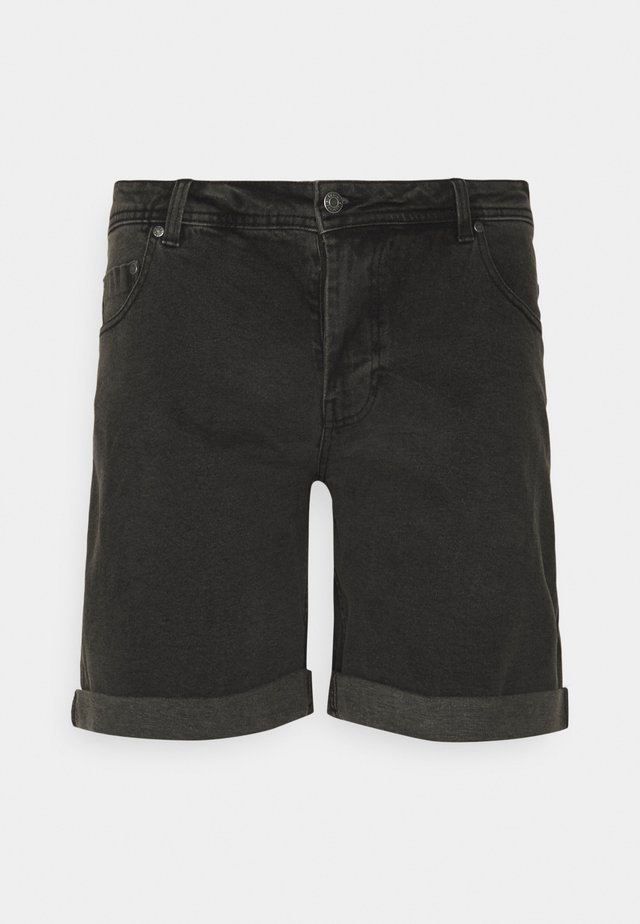MR ORANGE - Shorts di jeans - grey