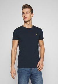 Pier One - T-shirt basique - dark blue - 0