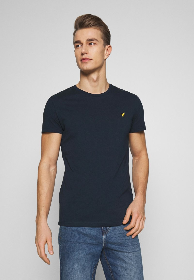 Pier One - T-shirts basic - dark blue