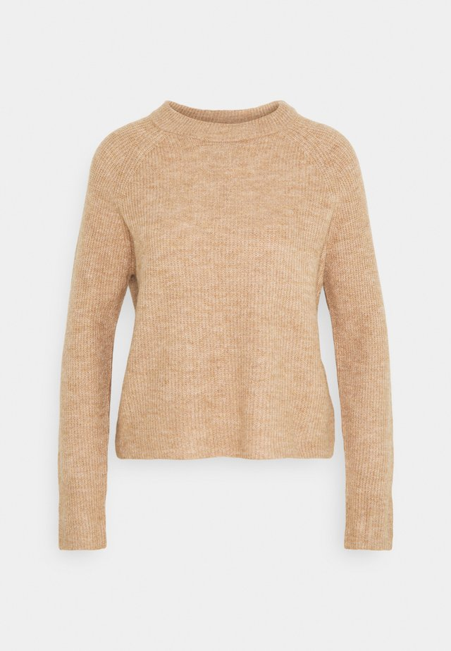 PCELLEN O NECK  - Pullover - natural