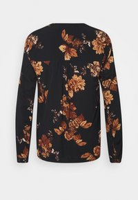 b.young - HENNA NECK BLOUSE - Blouse - tortoise shell mix - 1