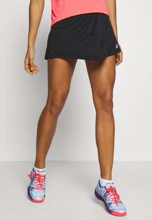 CLUB SKORT - Sports skirt - performance black
