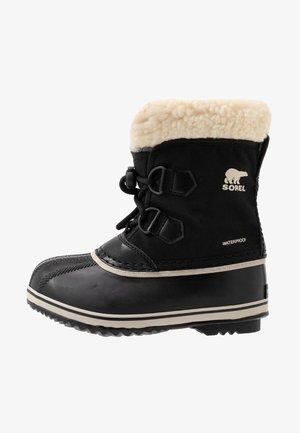 YOOT PAC - Zimní obuv - black
