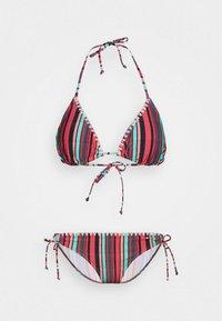 s.Oliver - TRIANGLE SET - Bikini - pink - 4