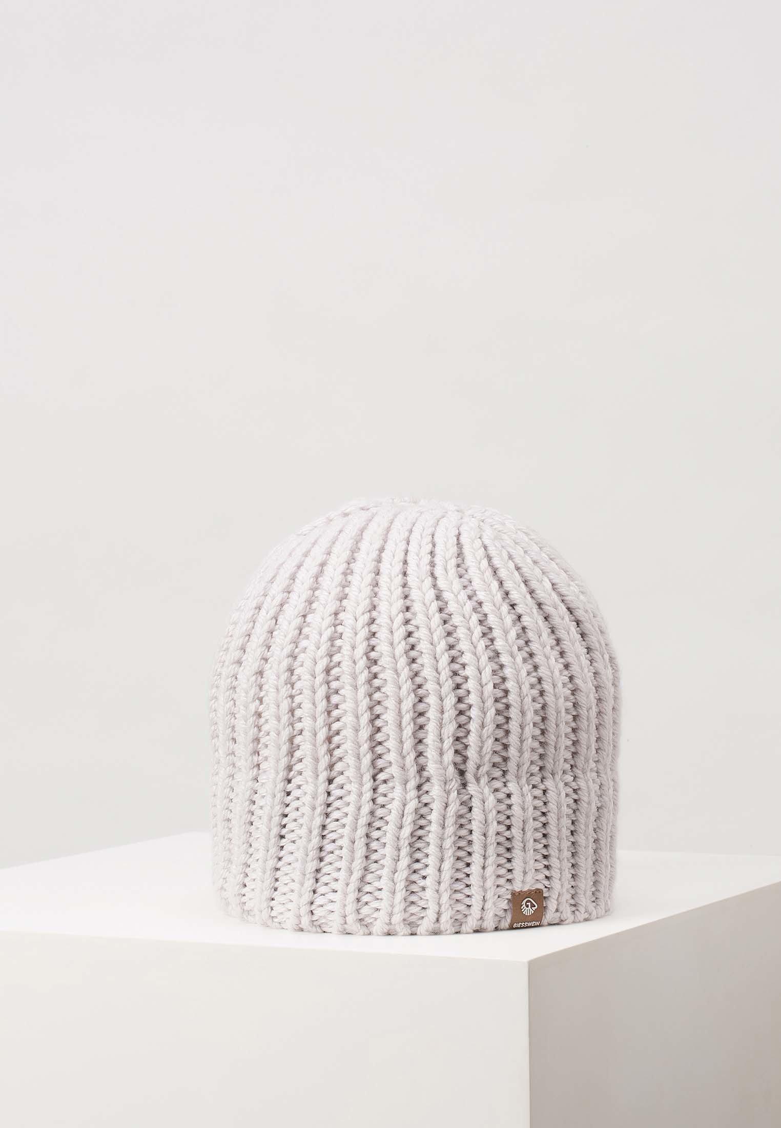 Giesswein Giebel - Mütze Marble/beige