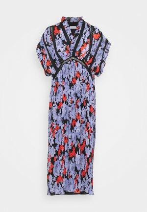 VIRA - Day dress - black print