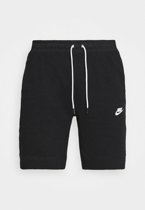 MIX - Shorts - black/ice silver/white