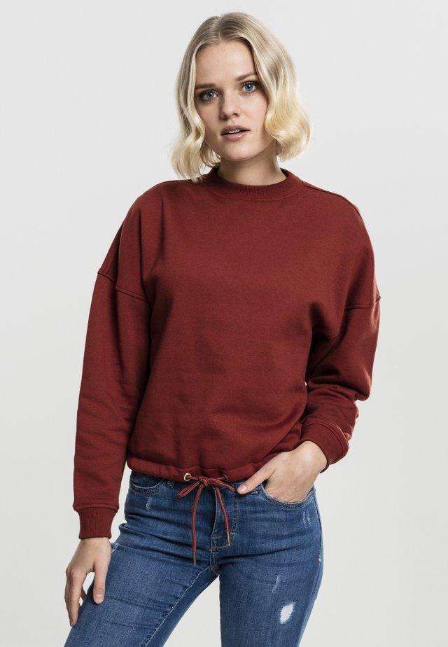 Sweatshirt - rusty