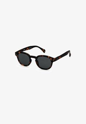 SUN #C TORTOISE READING + - Sunglasses - 02 tortoise/8011 braun