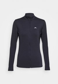 J.LINDEBERG - LAURYN  - Training jacket - navy melange - 0