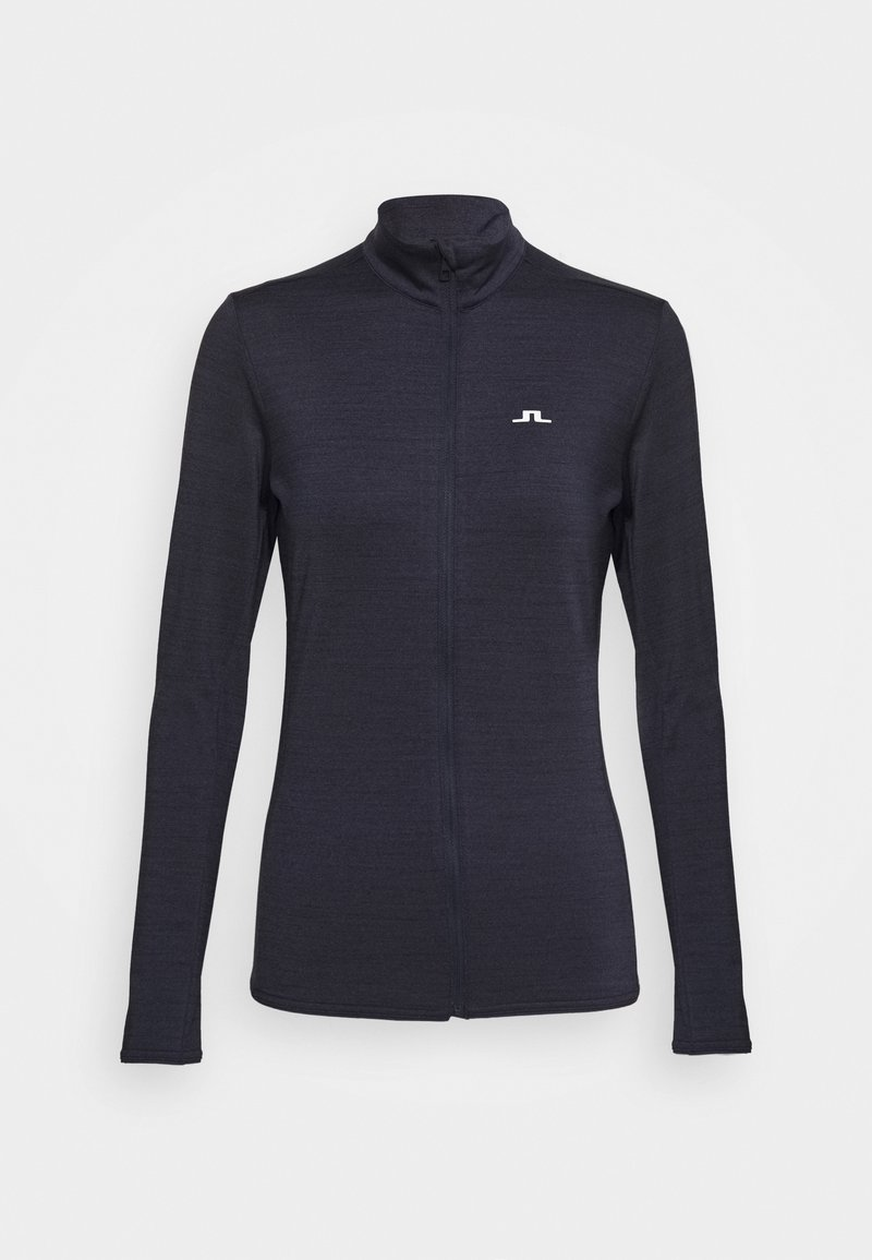 J.LINDEBERG - LAURYN  - Training jacket - navy melange