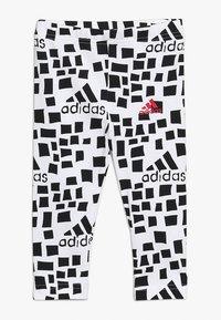 adidas Performance - Träningsset - pink/white - 2