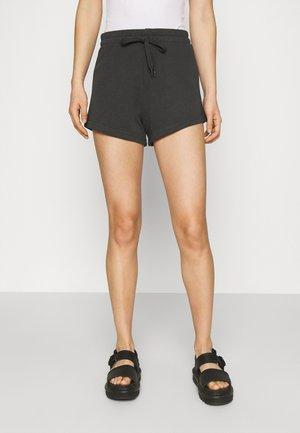 KARIN HOT PANTS - Shorts - off black