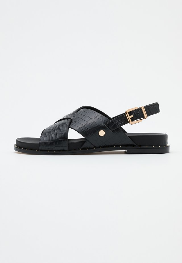 HENIKA - Sandalen - noir