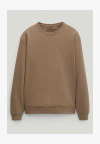 Massimo Dutti - Sweatshirt - brown - 0