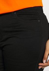 Vero Moda Curve - VMSOPHIA  - Skinny džíny - black - 4