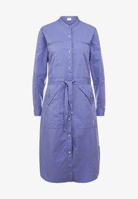 BOSS - ESPIRIT - Shirt dress - dark purple - 4
