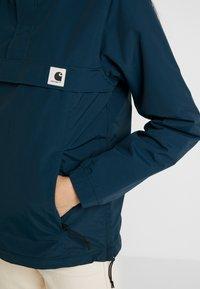 Carhartt WIP - NIMBUS - Windbreaker - duck blue - 5