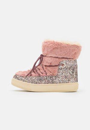 GLITTER - Zimní obuv - multi-coloured