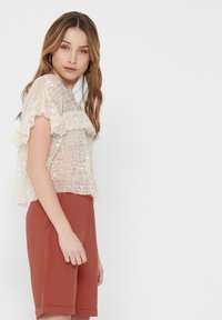 ONLY - Blouse - almond milk - 3