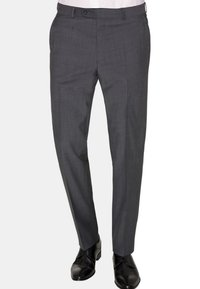 Carl Gross - Suit trousers - grey - 0