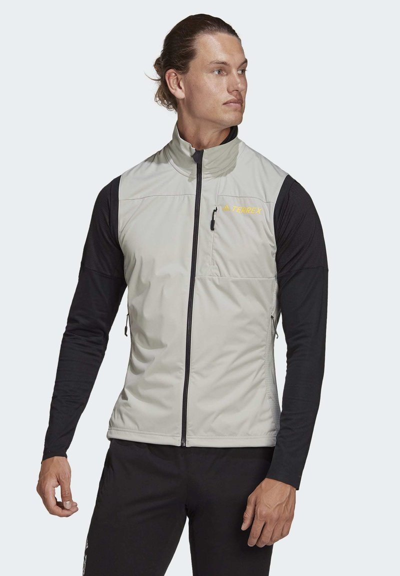 adidas Performance - TERREX AGRAVIC XC - Waistcoat - grey