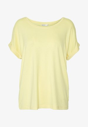 ONLMOSTER ONECK - T-shirt basic - pineapple slice