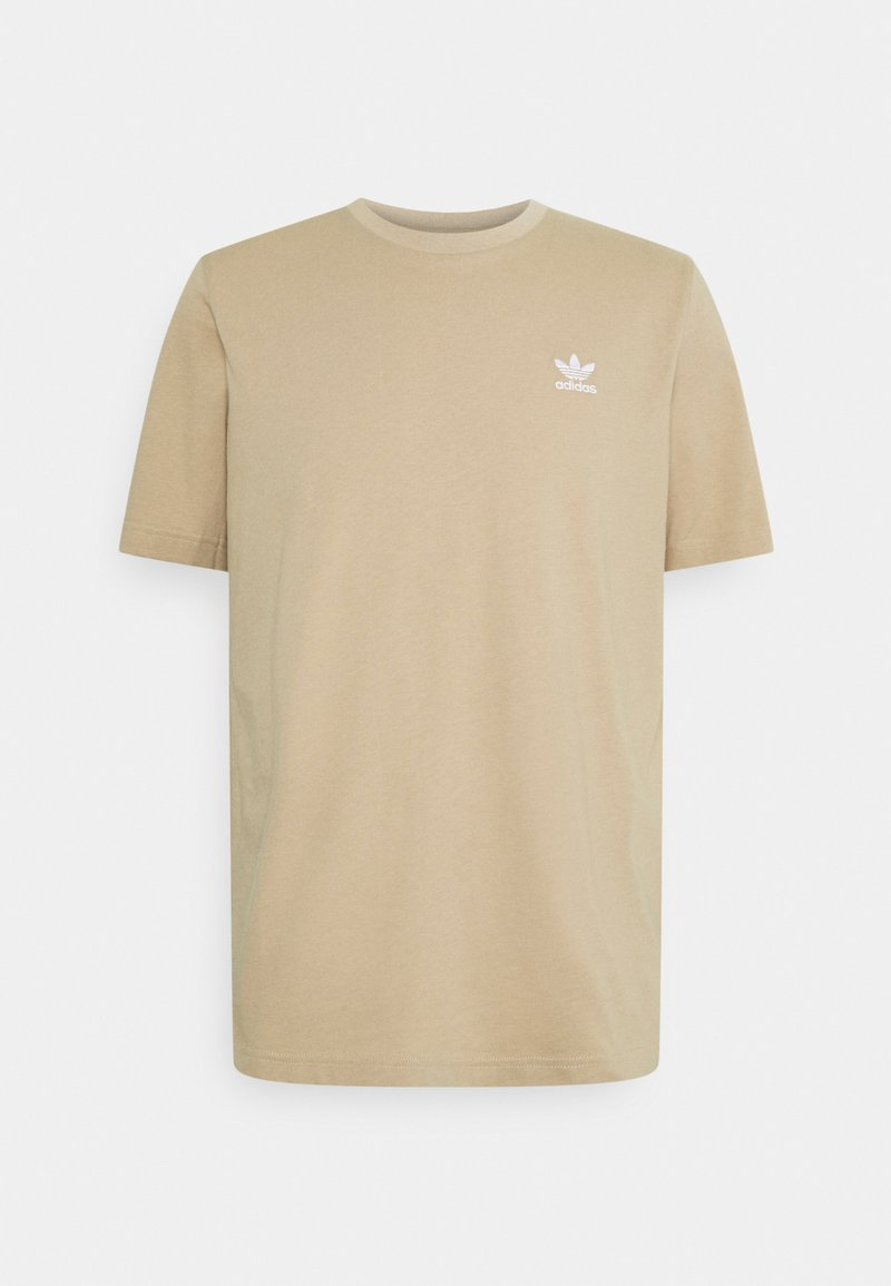 adidas Originals - ESSENTIAL TEE - T-shirt basique - beige tone