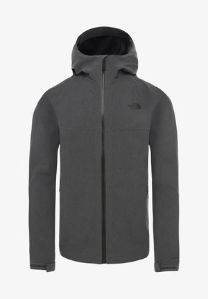 APEX FLEX  - Hardshell jacket - mottled grey