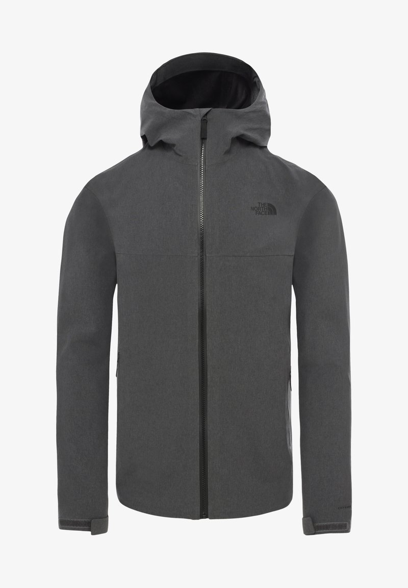 The North Face - APEX FLEX  - Hardshelljacka - mottled grey