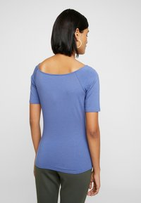 Modström - TANSY  - Basic T-shirt - blue horizon - 2