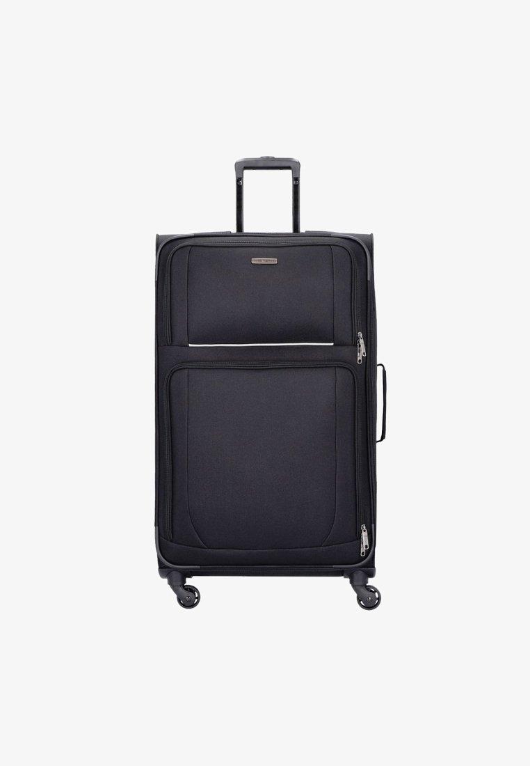 Travelite - GARDA - Wheeled suitcase - black