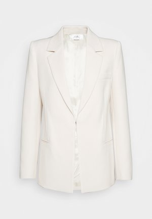 PITCHED SHOULDER JACKET - Blazer - cream