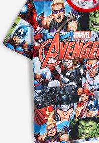 Next - AVENGERS - Print T-shirt - red - 2