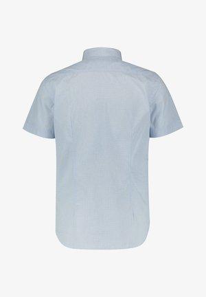 SLIM SMALL DOT PRINT - Shirt - weiss (10)