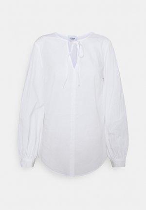 MOUSSOLA - Blouse - white