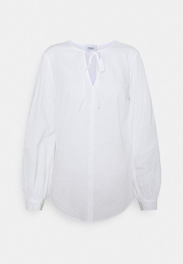 MOUSSOLA - Bluse - white