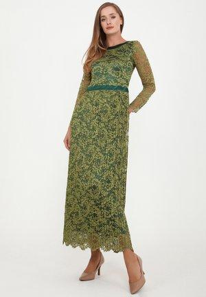 Cocktail dress / Party dress - olive