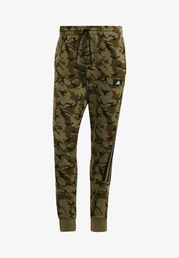 FUTURE ICONS  - Pantaloni sportivi - green, green