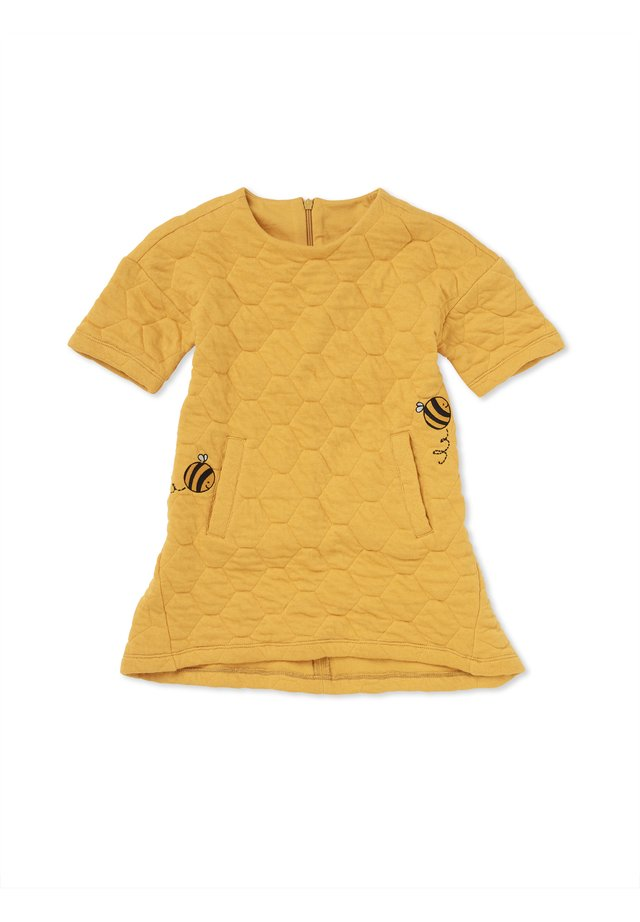 HONEY - Day dress - mustard