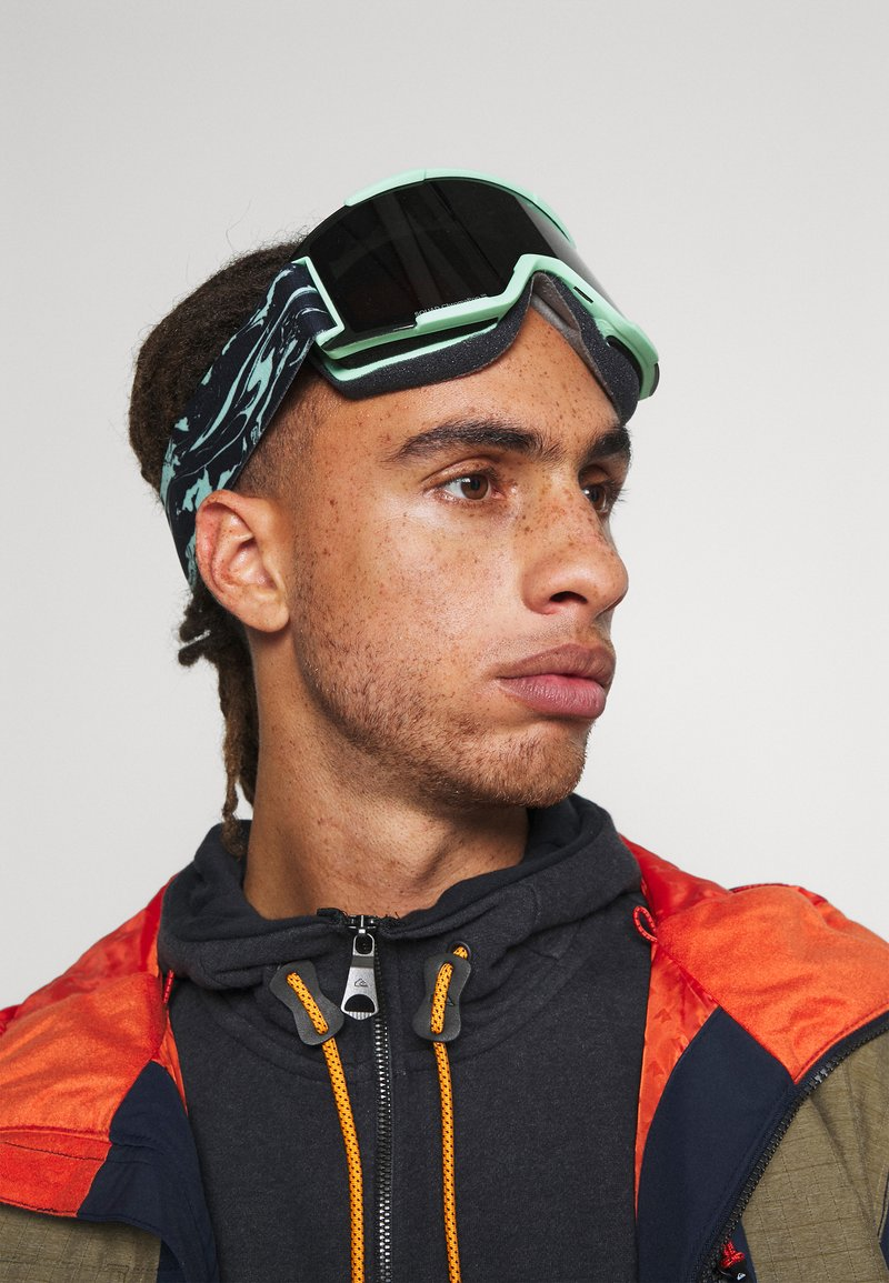 Smith Optics - SQUAD UNISEX - Masque de ski - sun black/yellow