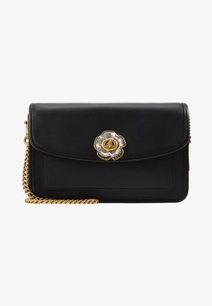 PARKER CROSSBODY MINI - Torba na ramię - black