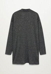 Mango - AINARAJ - Cardigan - noir - 1