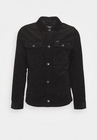 Volcom - LIKEATON JACKET - Summer jacket - black - 3