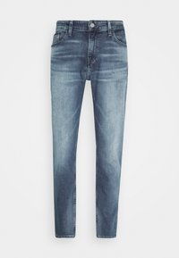 Tommy Jeans - RYAN RELAXED STRAIGHT - Jeans straight leg - portobello mid blue comfort - 4