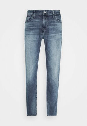 RYAN RELAXED STRAIGHT - Jeans straight leg - portobello mid blue comfort