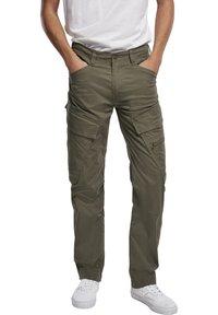 Brandit - ACCESSOIRES ADVEN  - Cargo trousers - olive - 2