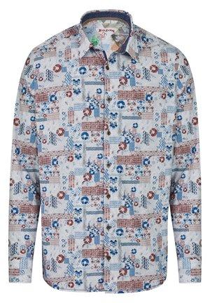 LANGARMHEMD MIT MODISCHEM DRUCK - Shirt - mehrfarbig