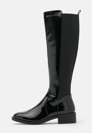 STRETCH BACK  - Boots - black
